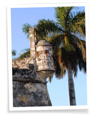 bastion campeche