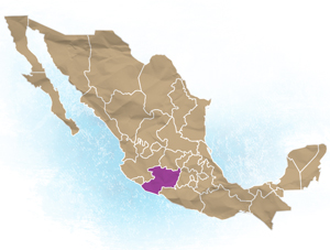 Michoacan Location