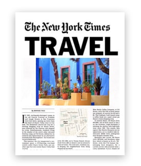 the new york travel