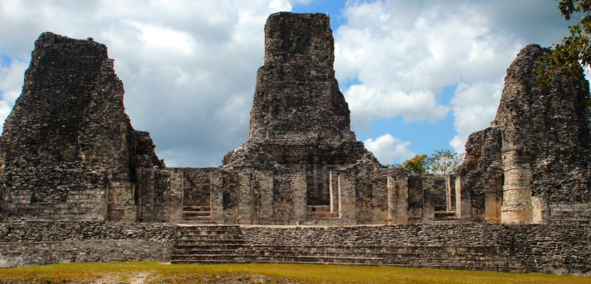Campeche and Merida